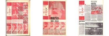 1968 IN <em>STUDENT</em> MAGAZINE