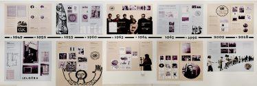 A SYMBOL OF TIME 70/∞ – GRAFIČKI KOLEKTIV – 70 YEARS